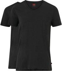 t-shirt levi's men v-neck 2-pack