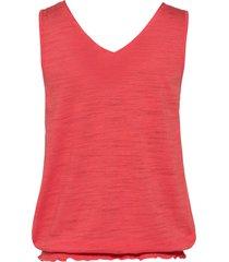 top in jersey (rosso) - bodyflirt