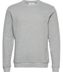 sweatshirt sweat-shirt tröja grå bread & boxers