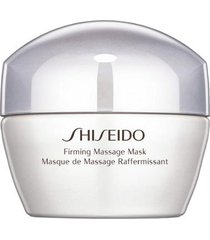 creme antienvelhecimento facial shiseido - firming massage mask 50ml