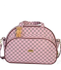 bolsa london lyssa baby rosa