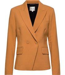 honny blazer blazer colbert oranje second female