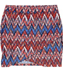 falda alcott multicolor