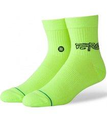calcetin aap ferg neon green stance
