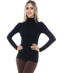blusa b'bonnie cacharrel feminina preta