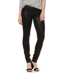 women's paige transcend - verdugo coated skinny jeans