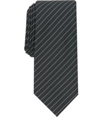 alfani men's fowler striped tie, created for macy's