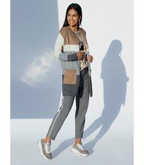 vest betty barclay grey::camel