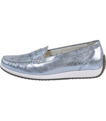 loafers waldläufer ljusblå