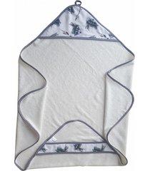 ręcznik niemowlęcy szop francesco