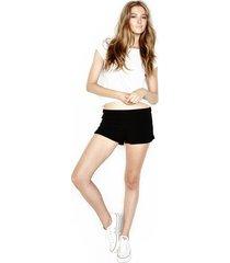 jude shorts - l black