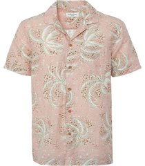ymc pink malick shirt p2jai10