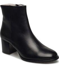 boots shoes boots ankle boots ankle boots with heel svart carla f