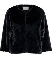 fuskpäls vifoxy faux fur jacket