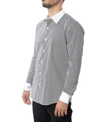 camisa frank pierce boss c2021 blanco