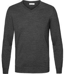 michaelis pullover licht merino wol/acryl