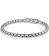 men's david yurman 'chain' large link box chain bracelet