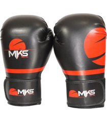 luva boxe mks combat champions pro