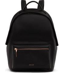 matt & nat bali backpack, black rose gold