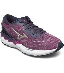wave skyrise 2 shoes sport shoes running shoes lila mizuno