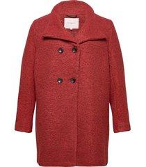 carnewsophia wool coat otw yllerock rock brun only carmakoma