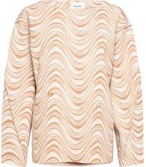 huken sweater 20-04 blouse lange mouwen roze holzweiler