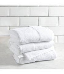 the white company classic hydrocotton bath sheet, size one size - white