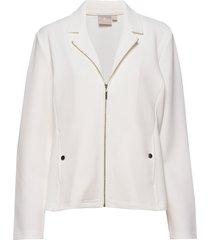 jacket blazer creme brandtex