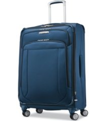 "samsonite lite-air dlx 25"" expandable spinner suitcase, created for macy's"