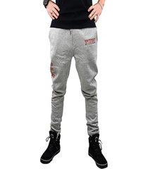 pantalon buzo jogger btr gris spitfire