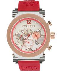 reloj mulco mujer mw-3-19001-061