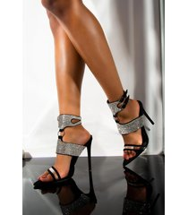akira cape robbin diva is a hustler stiletto heel sandal