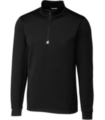 cutter & buck men's big & tall traverse half zip sweatshirt
