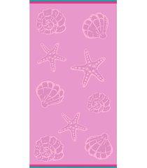 toalha de praia beach - appel - oceano - lilás
