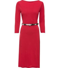 abito a tubino elegante (rosso) - bodyflirt