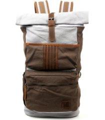 tsd brand grove trail canvas backpack