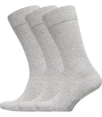 true ankle sock 3-pack underwear socks regular socks grå amanda christensen