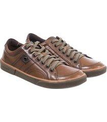 sneakers de cuero para hombre 93098