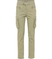 pantaloni cargo con cinta larga (verde) - rainbow