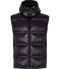 moncler genius harold body warmer jacket