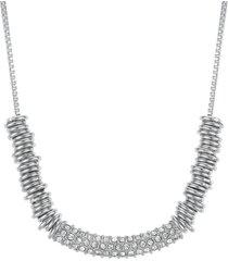 collar bloomsbury- plateado buckley london