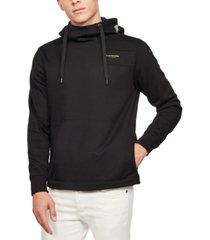 g-star raw men's logo hoodie, created for macy's