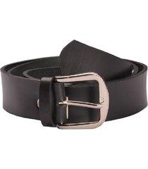 cinturón cuero clásico negro mf cueros