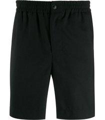 wool bermuda shorts