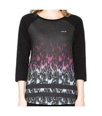 camiseta hurley especial reglan waves