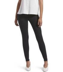 kendall + kylie zip back denim leggings