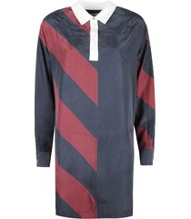 jurk' icon rugby silk ""