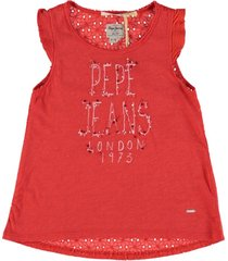 pepe jeans rode top