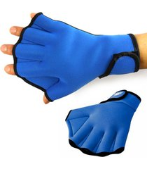 1 pair sphere webbed swim gloves surfing swimming sports