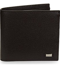 masai bifold leather wallet